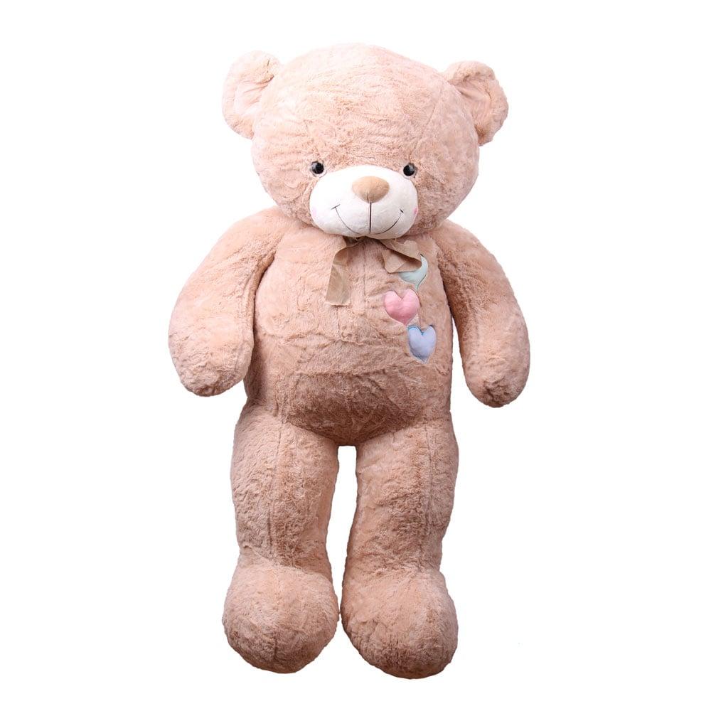 خرس قلبی پولیشی سایز بزرگ با ارتفاع 95 سانتیمتر
