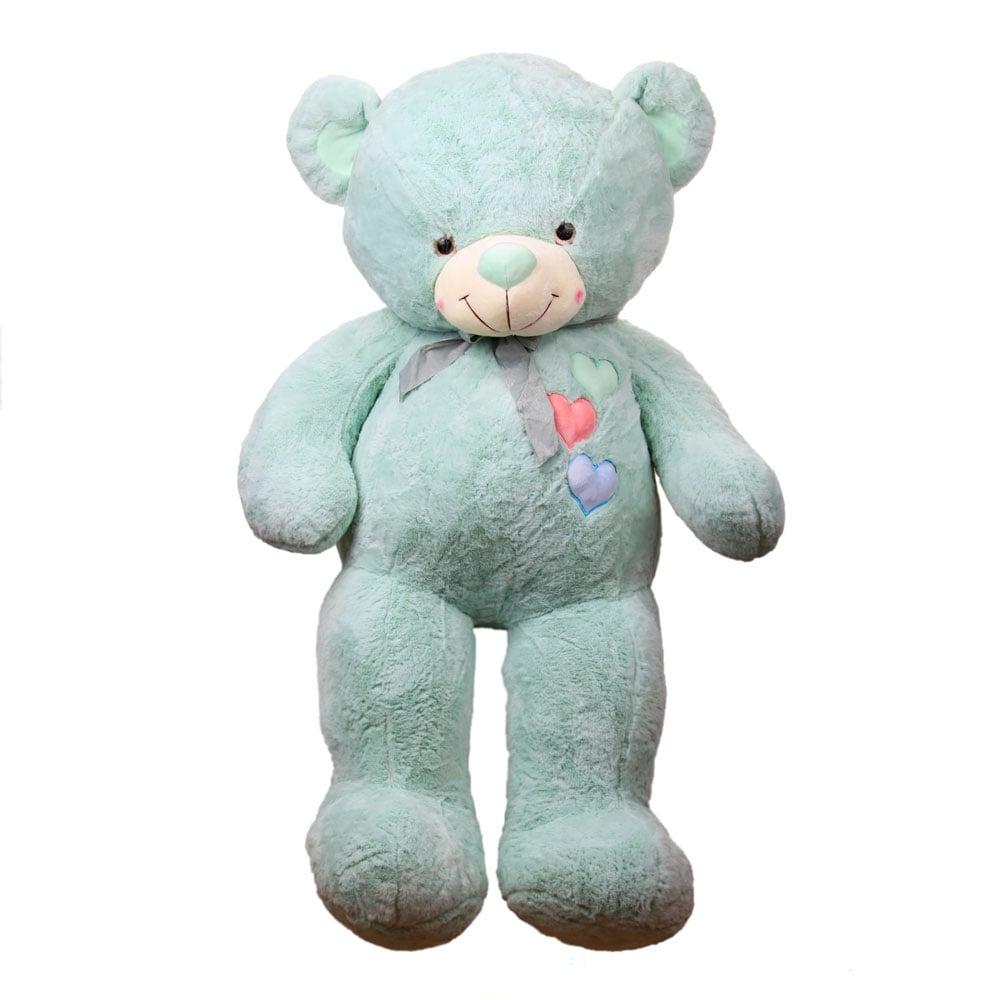 خرس قلبی پولیشی سایز متوسط  ارتفاع 85 سانتیمتر