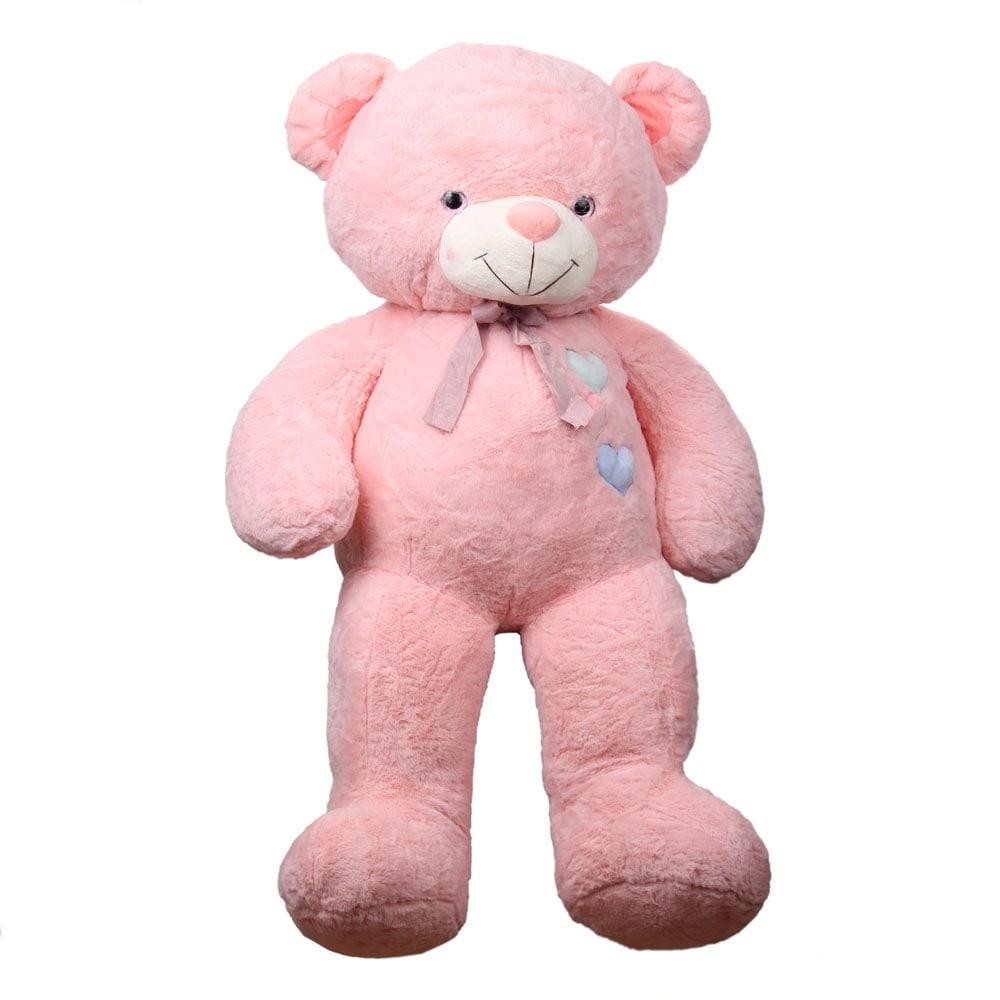 خرس قلبی پولیشی سایز بزرگ با ارتفاع 120 سانتیمتر