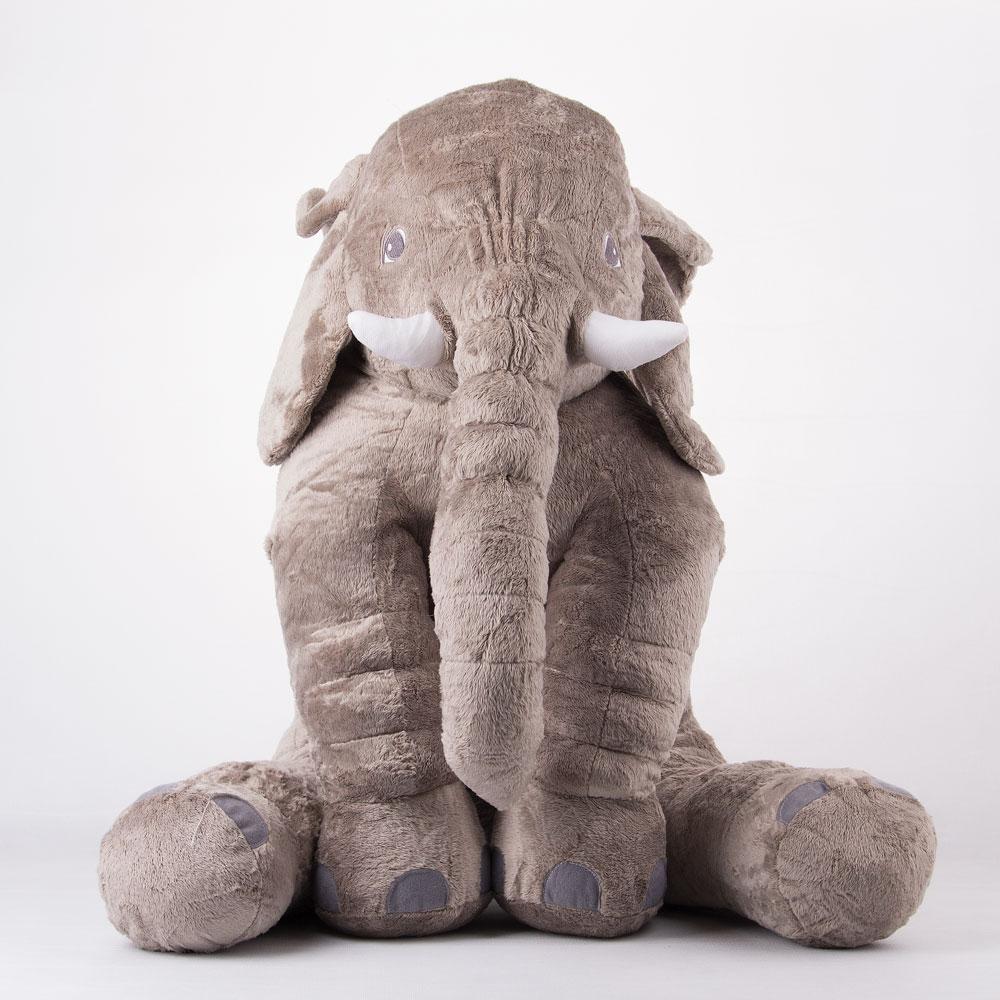 عروسک فیل بالشتی  سایز بزرگ