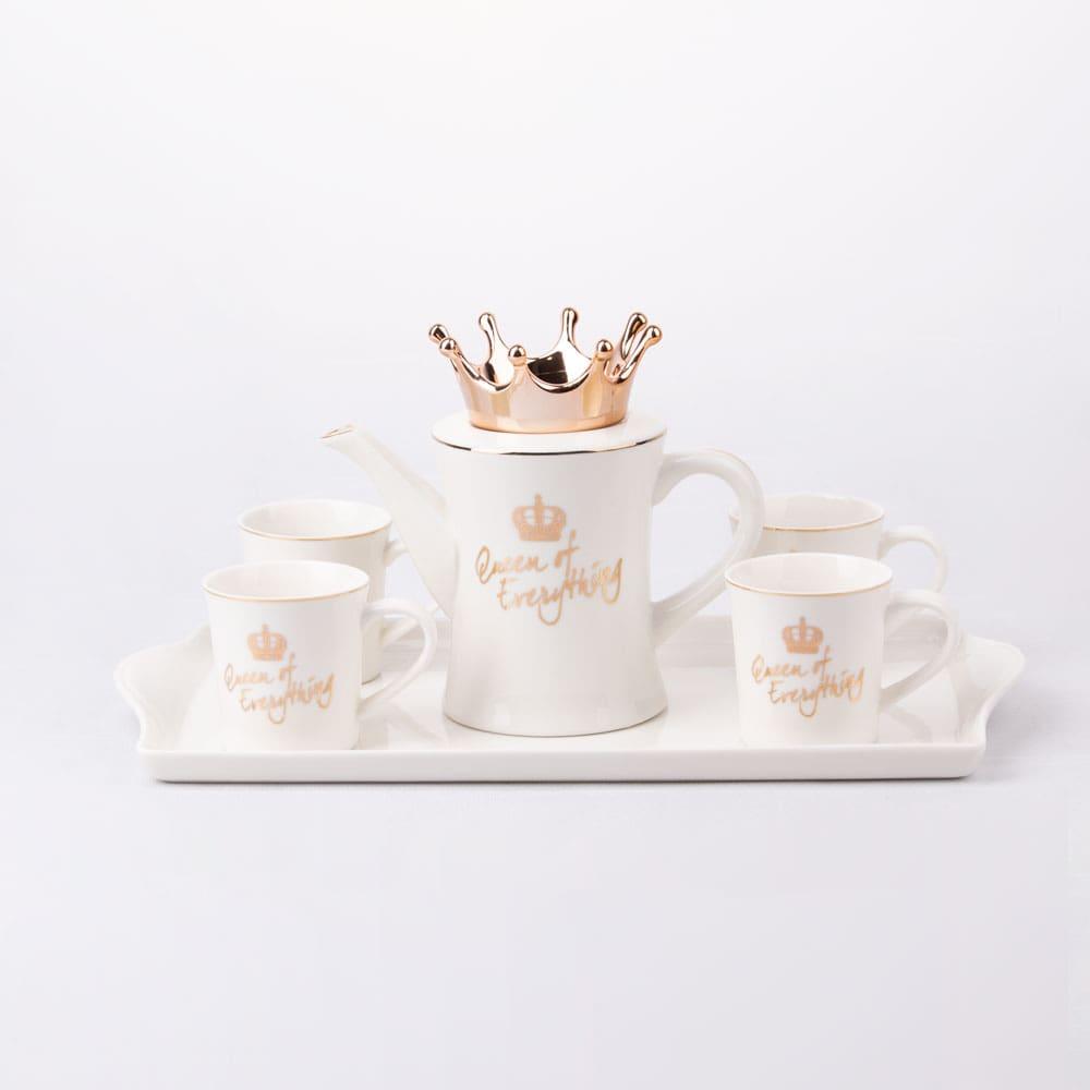 سرویس چایخوری طرح کینگ