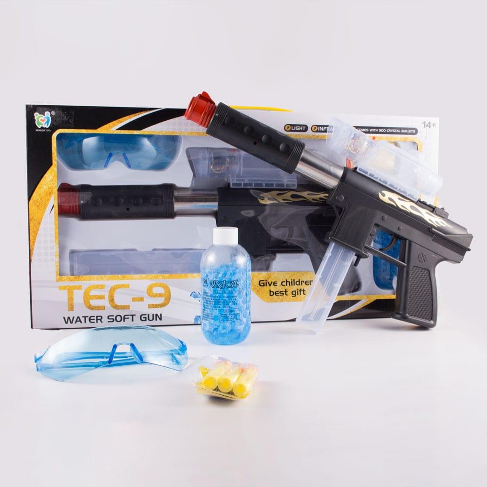 تفنگ اسباب بازی با تیر ژله ای و فومی