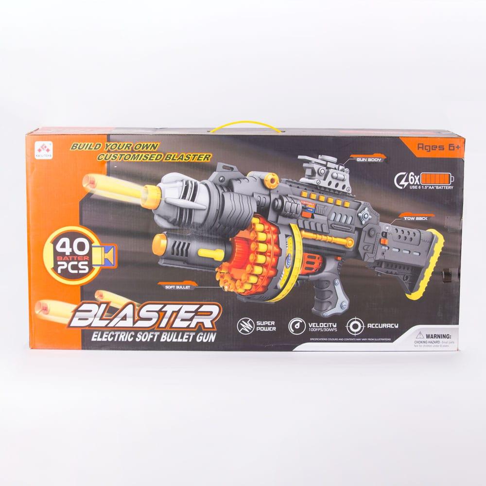 اسلحه  بلاستر